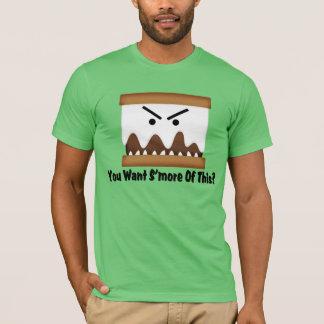 Du önskar S'more av denna? Tee Shirt
