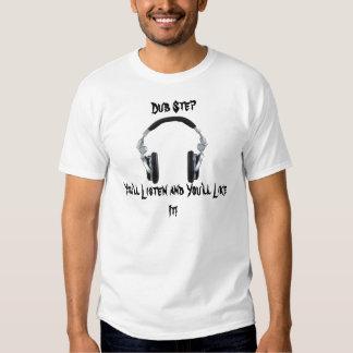 Du ska lyssnar, och du ska något liknande det! tshirts