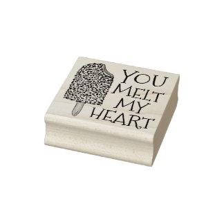 Du smälter min hjärtavalentin frimärket för stämpel
