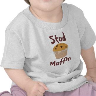 Dubba den gulliga babyT-tröja för muffinen