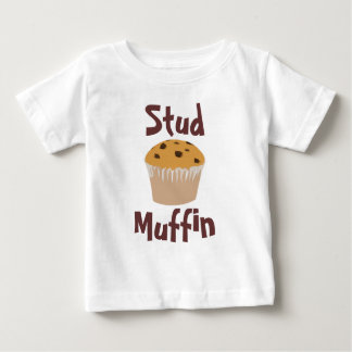 Dubba den gulliga babyT-tröja för muffinen Tee Shirt