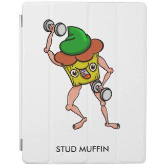 Dubba muffinen väger att lyfta iPad skydd