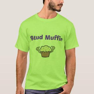 Dubba muffint-skjortan tröja
