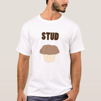 Dubba muffinT-tröja Tee Shirt