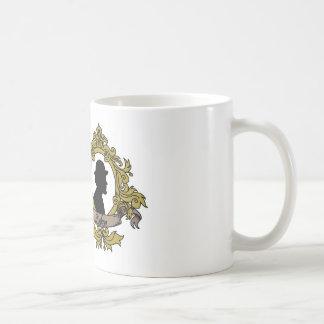 Dubbel Cameomugg Kaffemugg