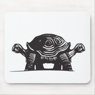 Dubbel sköldpadda musmattor