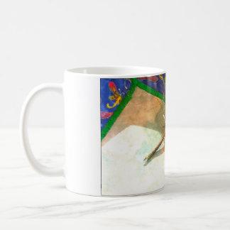 Dubbel slända kaffemugg