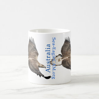 Dubbelsidigt flyga S3 Kaffemugg