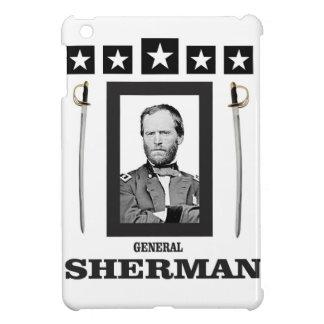 dubbelt blad Sherman cw iPad Mini Mobil Fodral