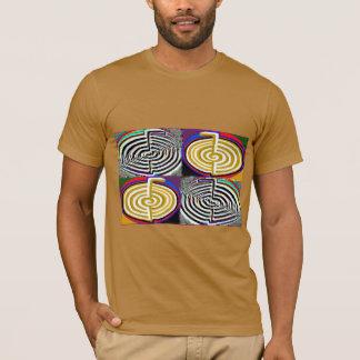 Dubbla Choukuray - Karuna Reiki undertecknar T-shirt