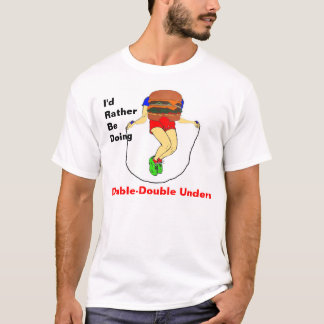Dubbla dubbla Unders T Shirts