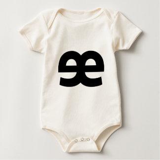 Dubbla-e Bodies För Bebisar