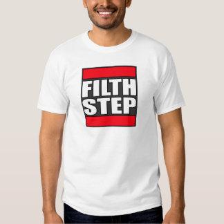 Duben för smörjan för FILTHSTEP Dubstep kliver den T-shirt