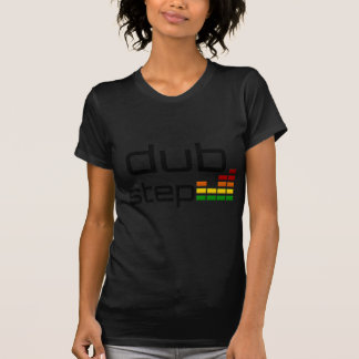 Duben kliver musik med den stereo- utjämnaren t-shirt