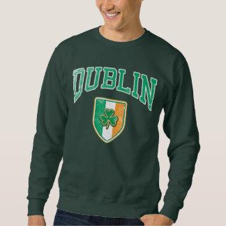 DUBLIN Irland Lång Ärmad Tröja