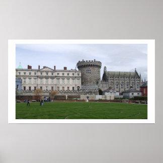 Dublin slott Irland