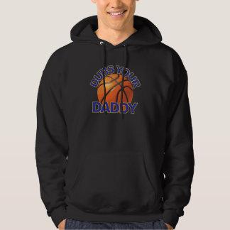DUBmanar mästerskap Hoody för boll för basket Hoodie