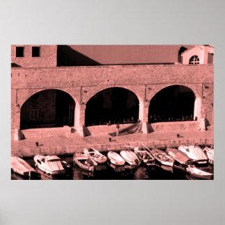 Dubrovnik Kroatien 139 Print