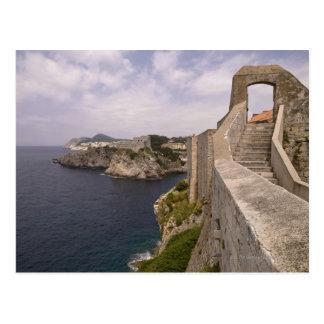 Dubrovnik Kroatien Vykort