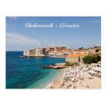 Dubrovnik - Kroatienvykort Vykort