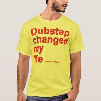 Dubstep ändrade mitt liv tröjor