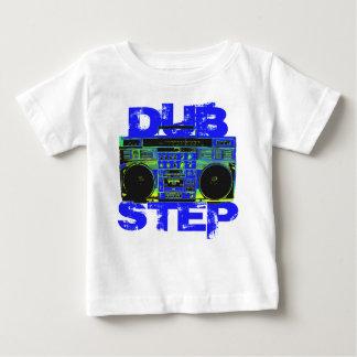 Dubstep blått Boombox T-shirts