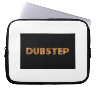 DUBSTEP-elektronik hänger lös Laptopskydd