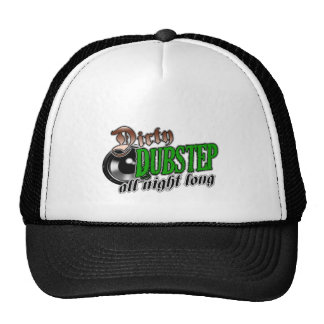 DUBSTEP-hatt Keps