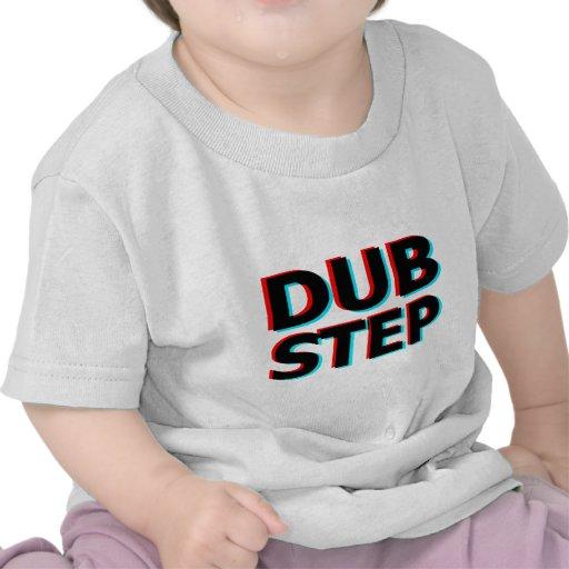 Dubstep kliver den nedsmutsada duben bas- technova t shirts