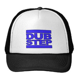 DUBSTEP-logotypblått Keps