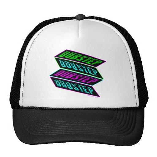 DUBSTEP-neon Trucker Keps