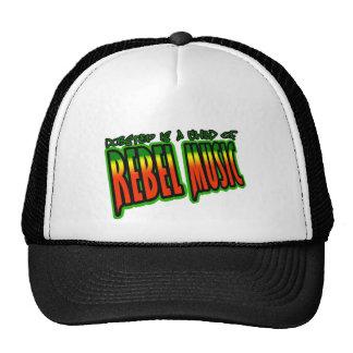 Dubstep rebellisk musik keps