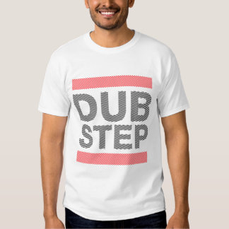 Dubstep skuggar in skjortan t shirt