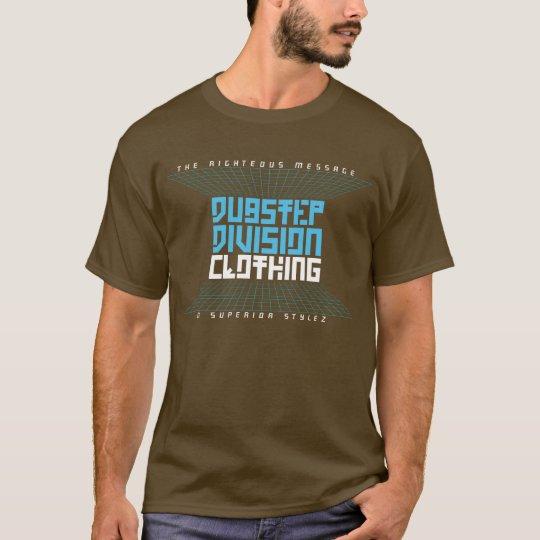 """Dubstep uppdelning som beklär """"matrisen """", t shirts"""