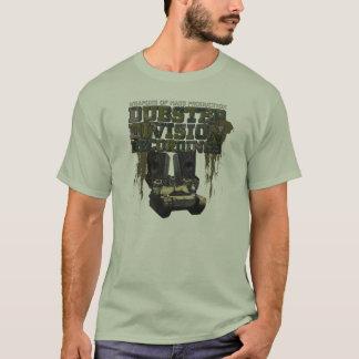 """Dubstep uppdelningsinspelningar """"vapen av samlas t-shirt"""