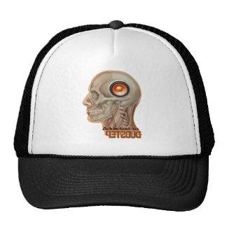 Dubstep wooferhjärna baseball hat