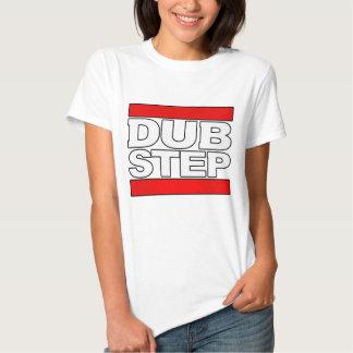 dubstepdansen-dubstep dj-trummar, och bas-duben tshirts
