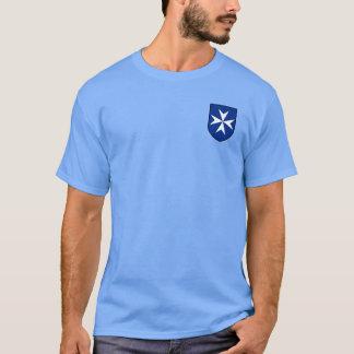 Duchy av den Amalfi vapensköldskjortan Tee Shirts