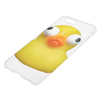 ducky gummi! iPhone 7 plus skal