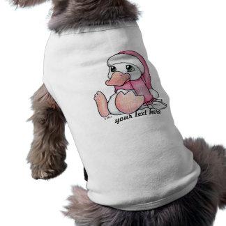 Ducky helgdag husdjurströja