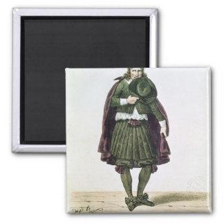 Ducroisy i huvudrollsinnehavaren av Tartuffe Magnet