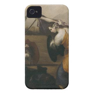 Duellen av kvinnor (duellen av Isabella de Carazzi iPhone 4 Case-Mate Case