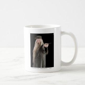 Dumbledore Vit Mugg