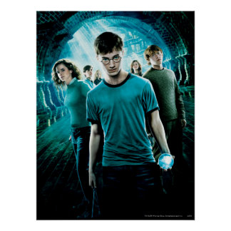 DUMBLEDORES ARMY™ 4 POSTER