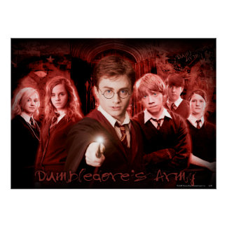 DUMBLEDORES ARMY™ POSTER