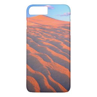 Dumont dyner, Sanddyner och moln