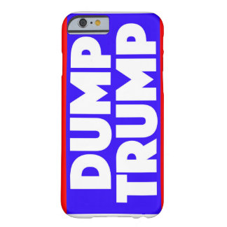 Dumpa trumfiphone case barely there iPhone 6 skal