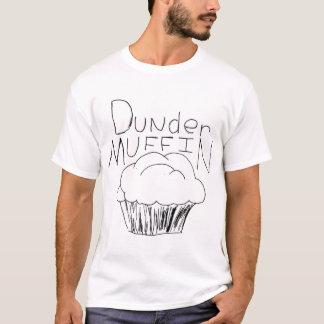 Dunder muffin t-shirt