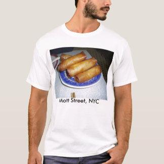 Dunkel summa på den Mott gatan T Shirt