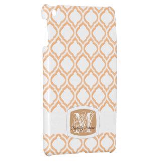Duo-Tona marockansk spaljé (orangen) iPad Mini Mobil Skydd
